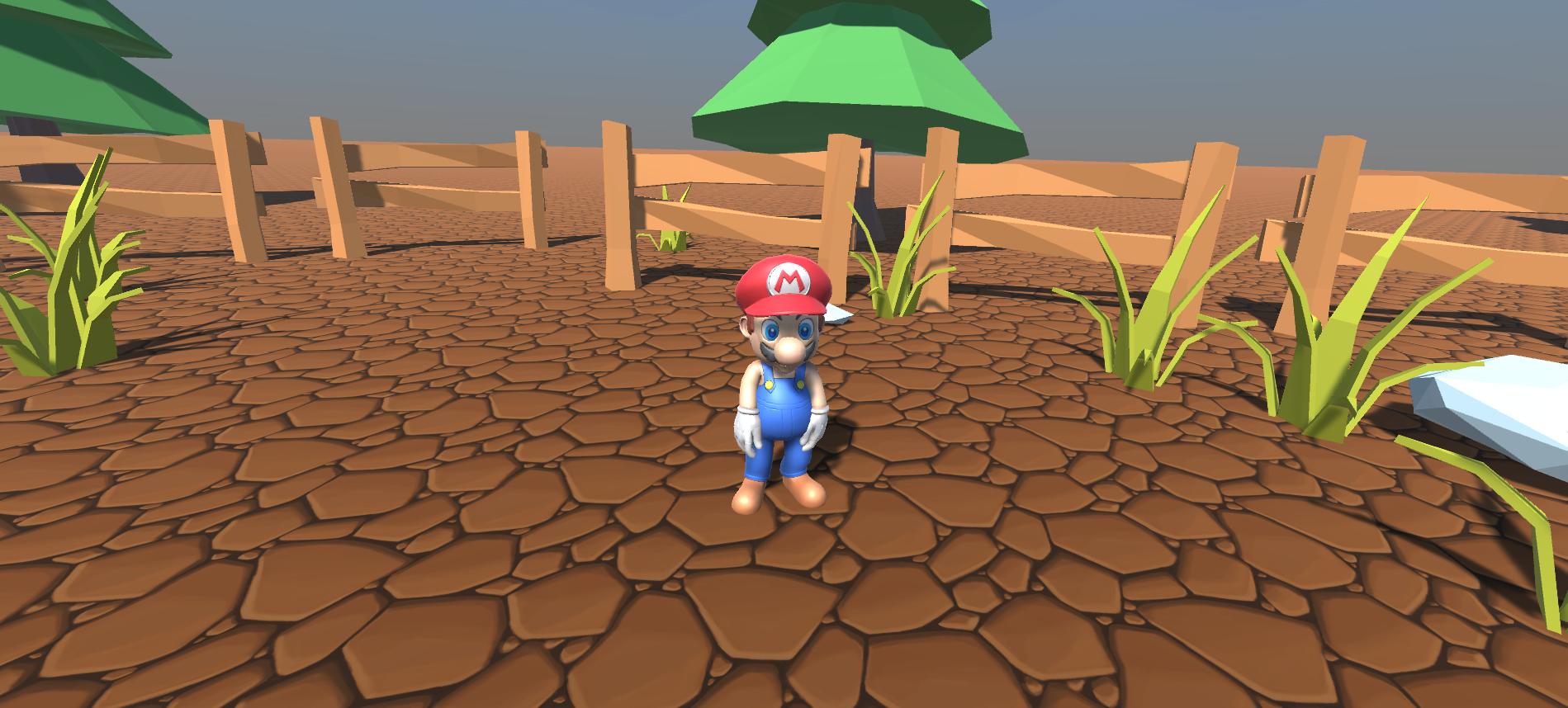 Mario Dancer